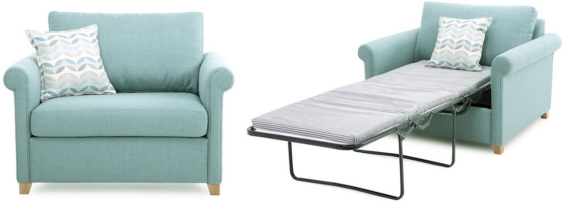 armchair bed