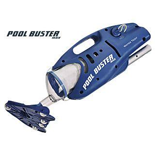 aspirateur electrique piscine