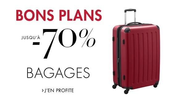 bagages soldes