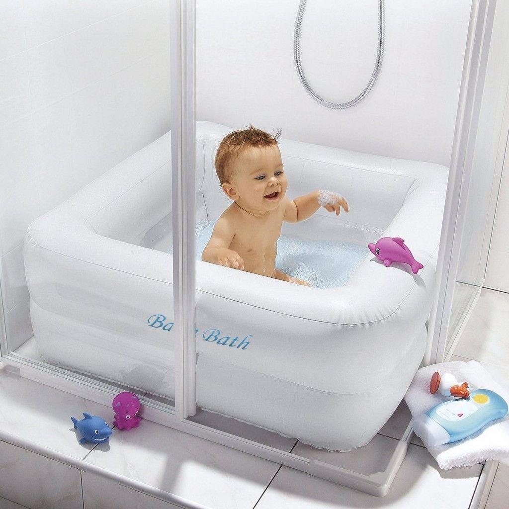 baignoire carrée pour bebe