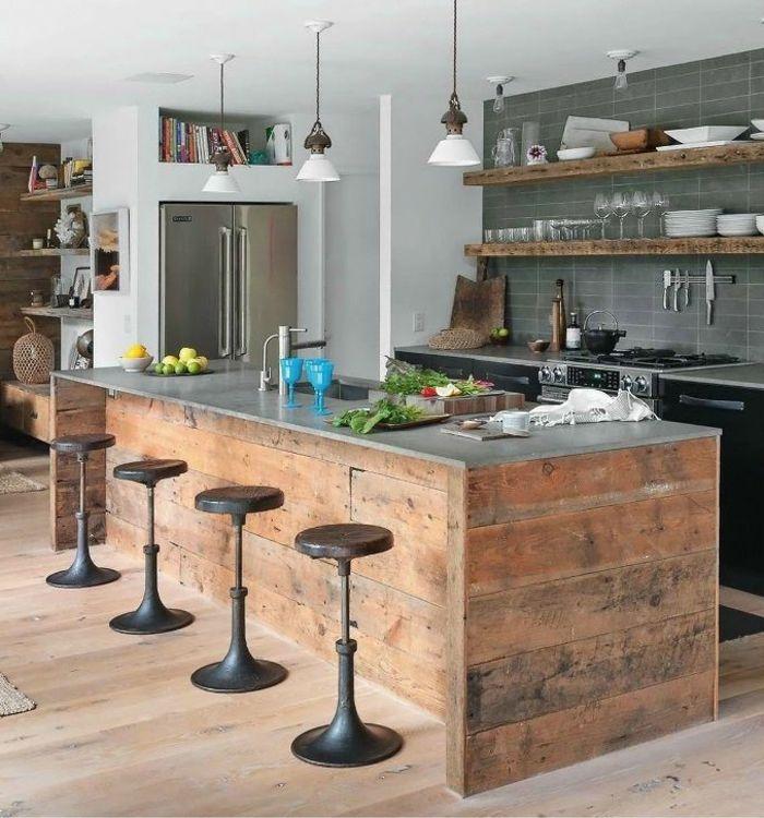 bar de cuisine