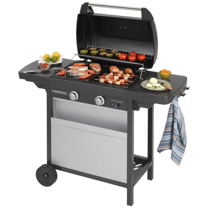 barbecue a gaz