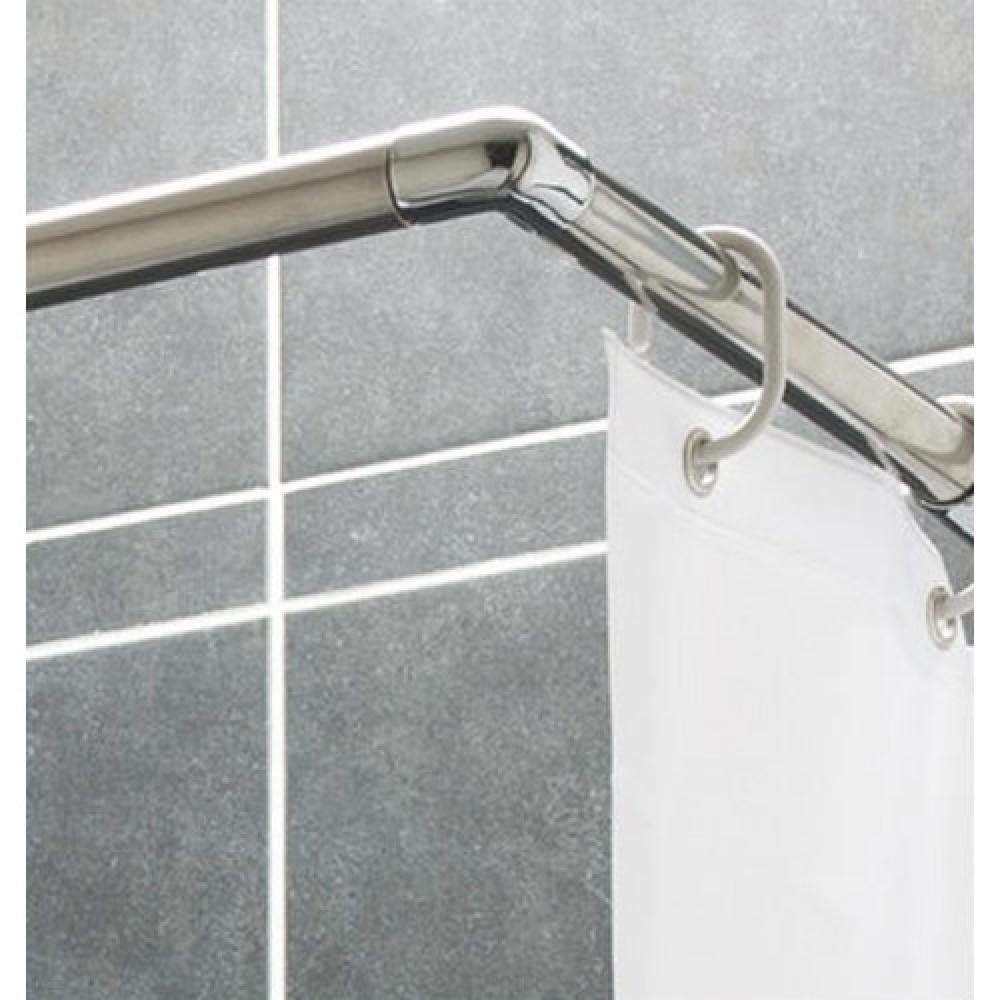 barre rideau de douche