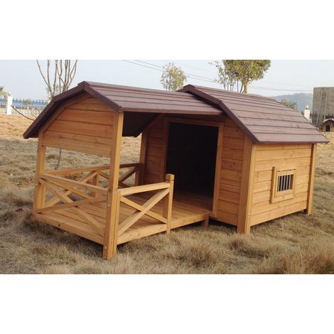 cabane pour chien