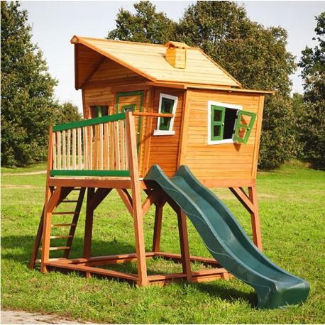 cabane pour enfant