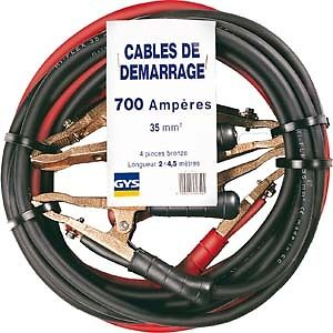 cable de demarrage