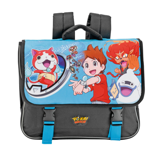 cartable yo kai watch