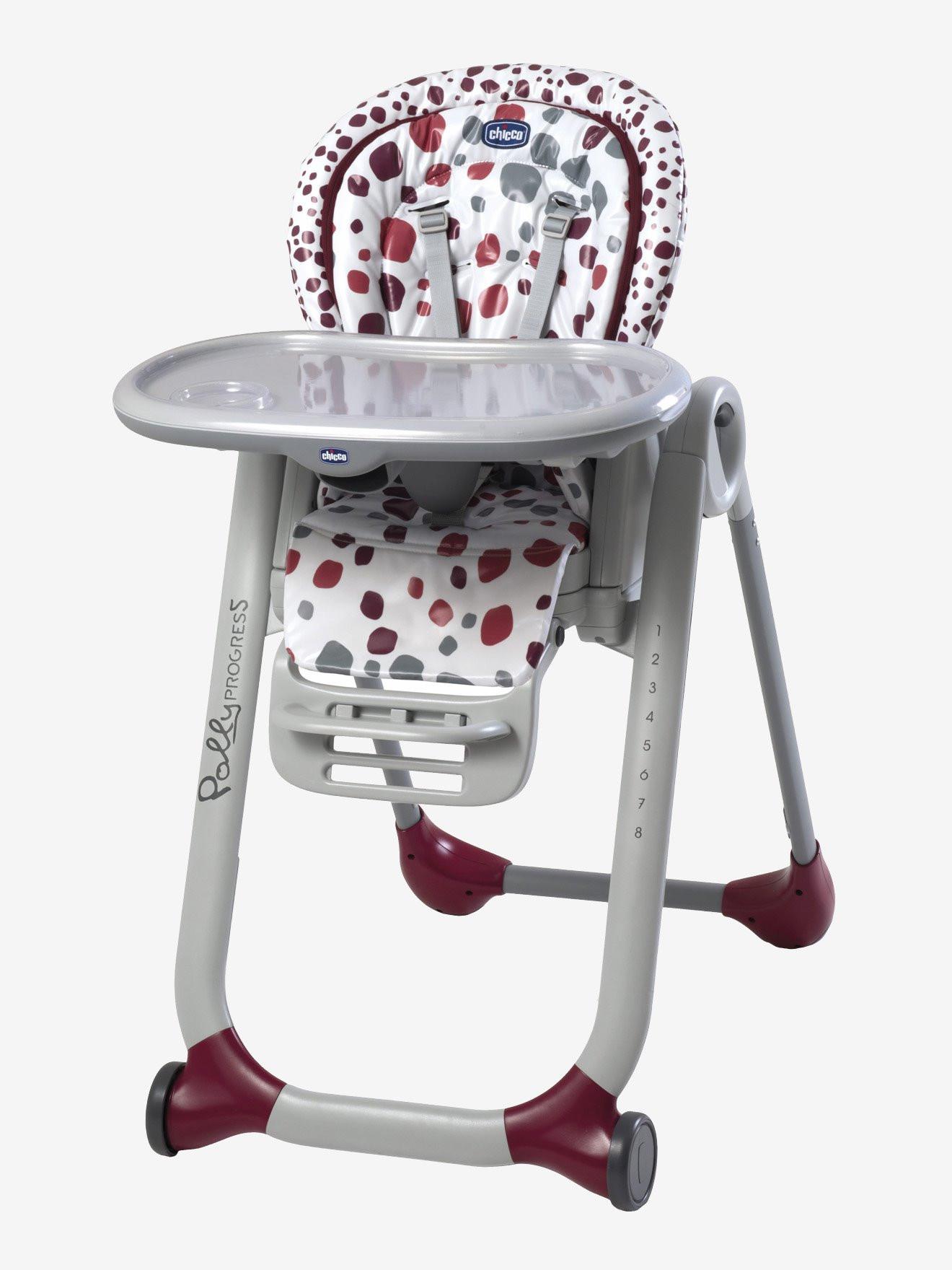 chaise haute chicco