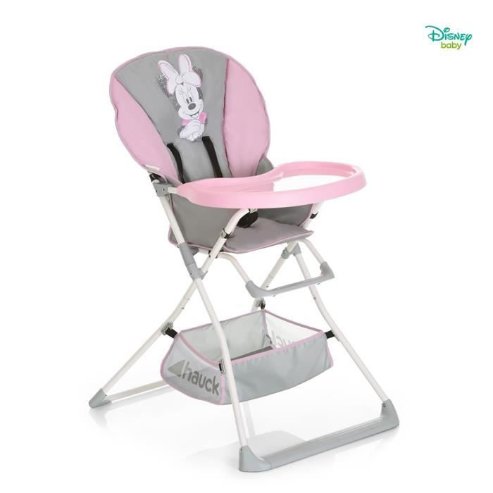 chaise haute minnie