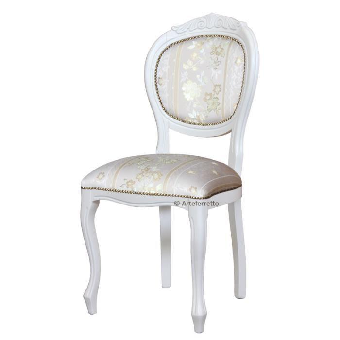 chaise rembourrée