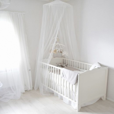 ciel de lit moustiquaire bébé
