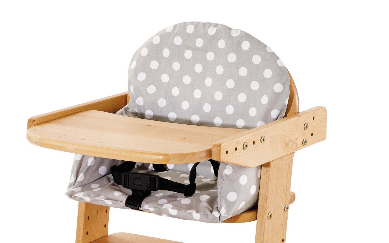 coussin pour chaise haute bébé