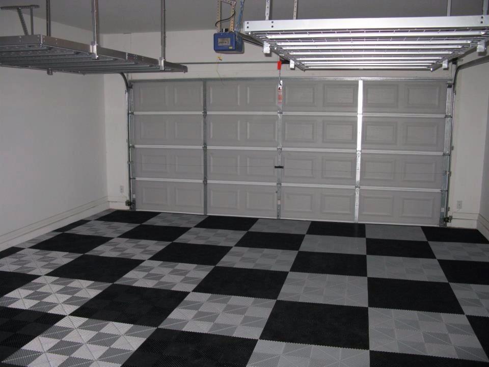 dalle de garage