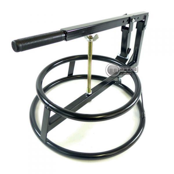 demonte pneu moto
