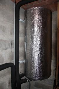housse pour chauffe eau electrique