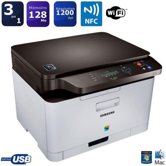 imprimante laser wifi couleur