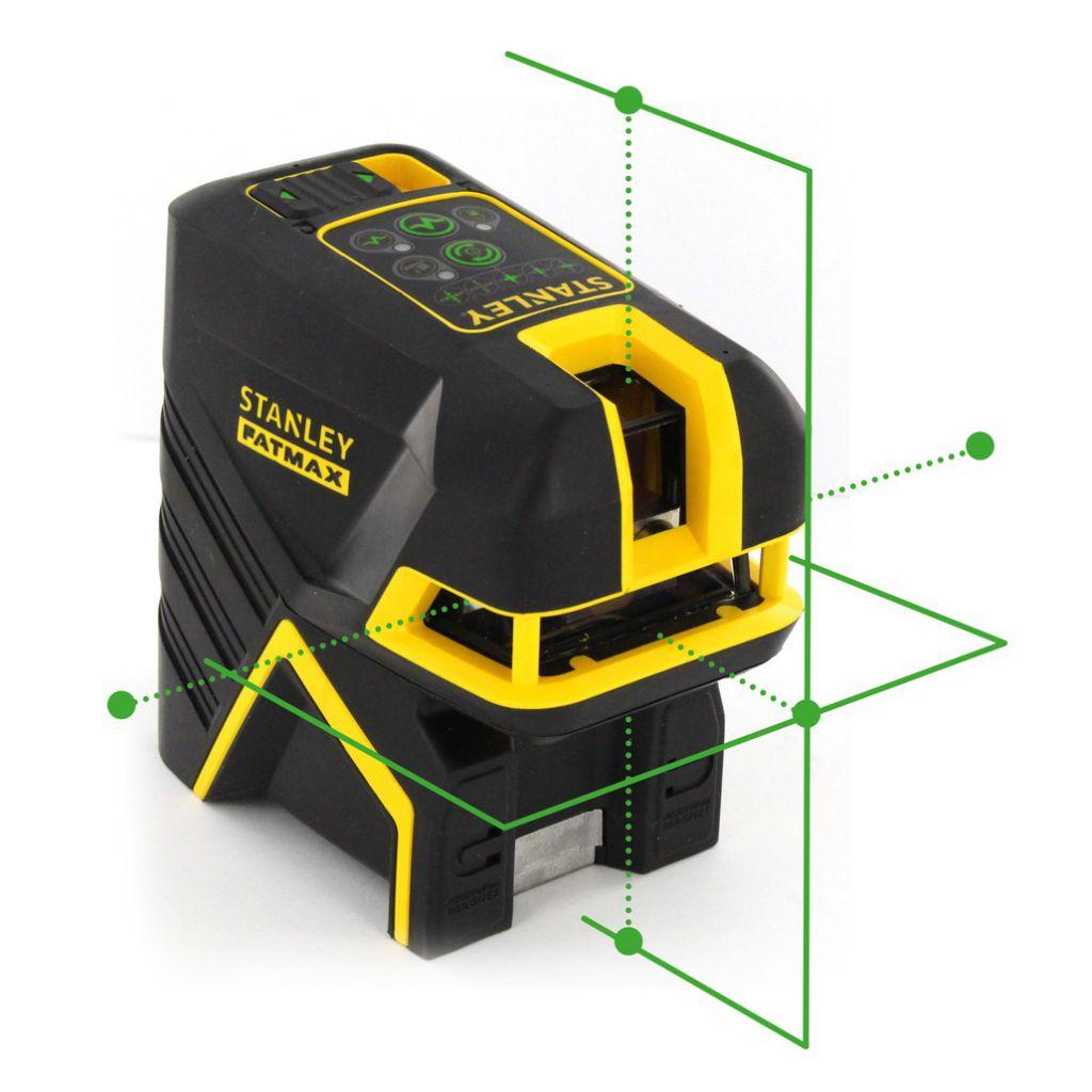 laser chantier
