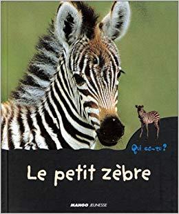 le petit zebre