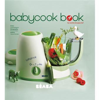 livre babycook