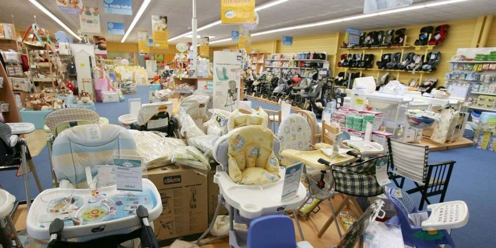 magasin bébé bayonne