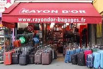 magasin de bagage