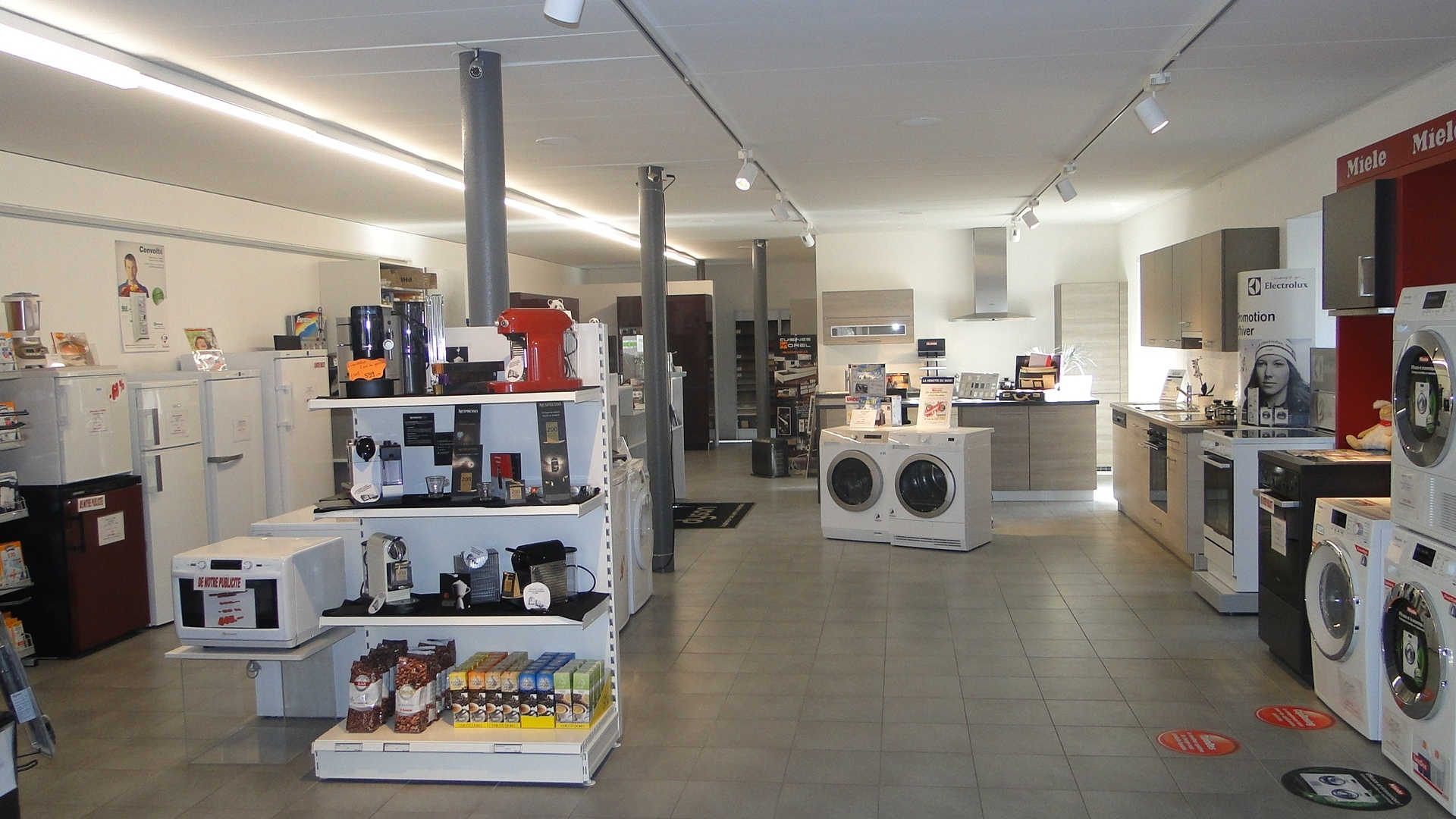 magasin electromenager