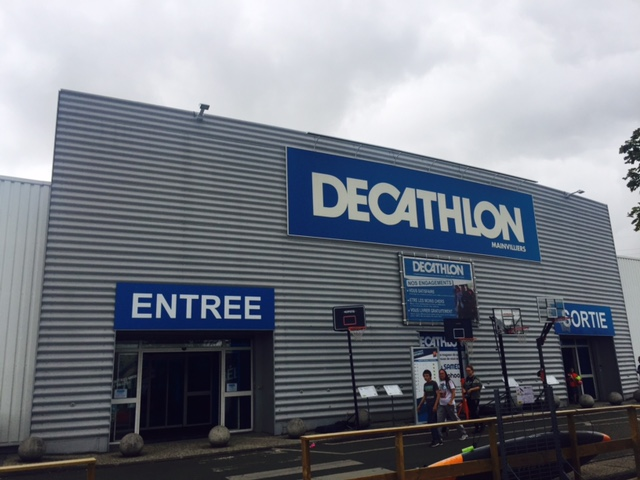 magasin sport chartres