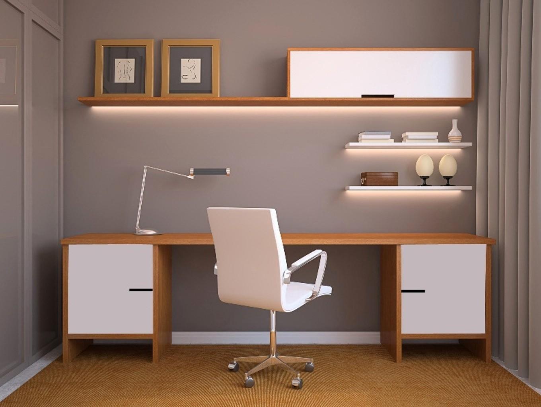meuble haut bureau
