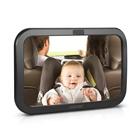 miroir de voiture bébé