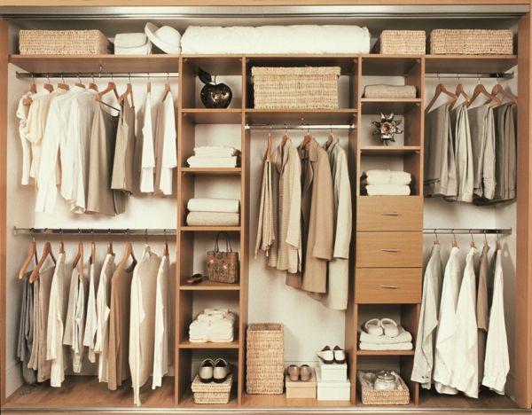 open closet systems