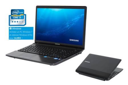 ordinateur portable samsung