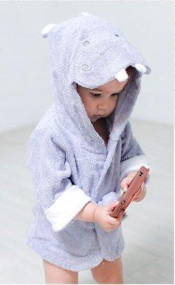 peignoir bébé