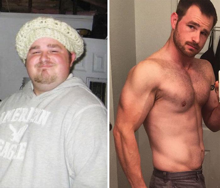 perte de poids homme