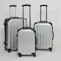 polycarbonate valise