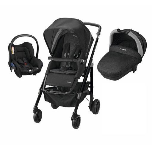 poussette 3 en 1 bebe confort