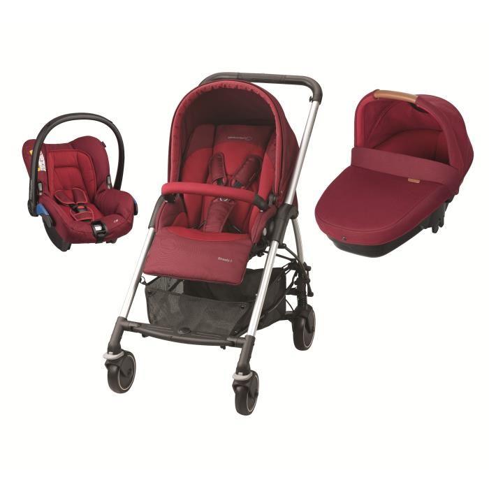 poussette trio bébé confort streety