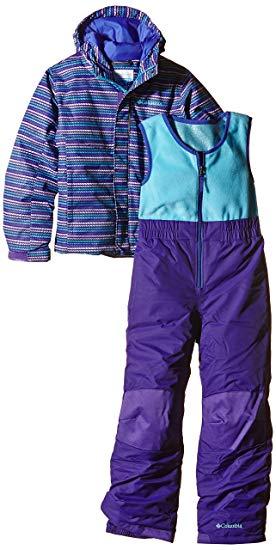 salopette ski enfant