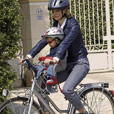siège bébé vélo