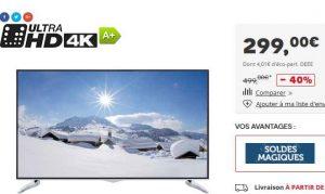 soldes tv