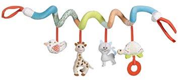 spirale sophie la girafe