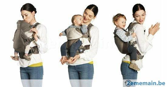 stokke porte bébé