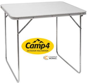 table camping