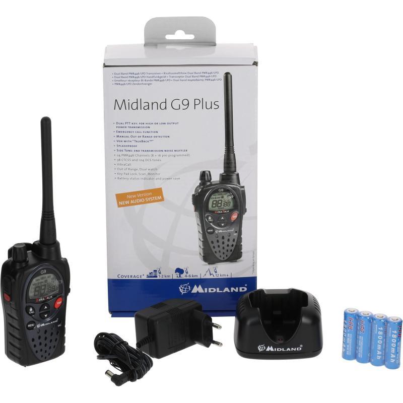 talkie walkie g9