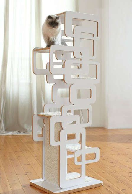 arbre a chat design