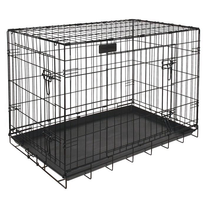cage pliante chien