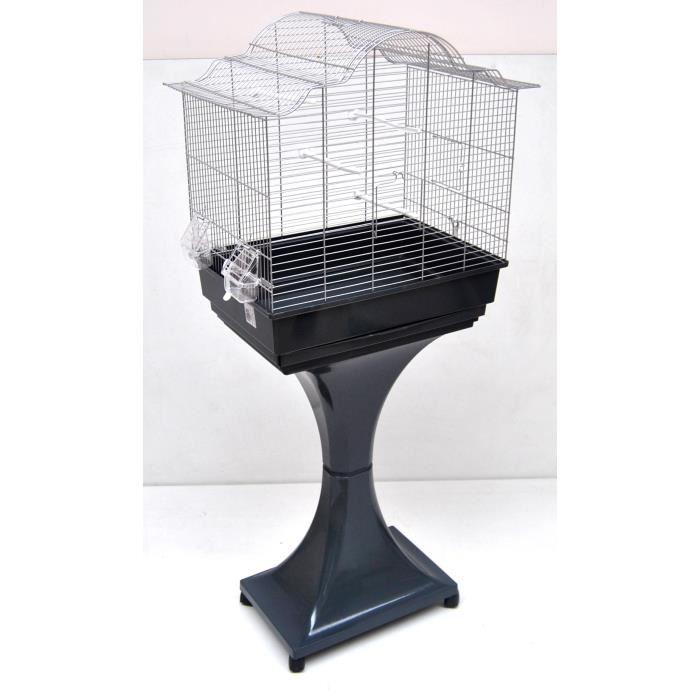 cage sur pied