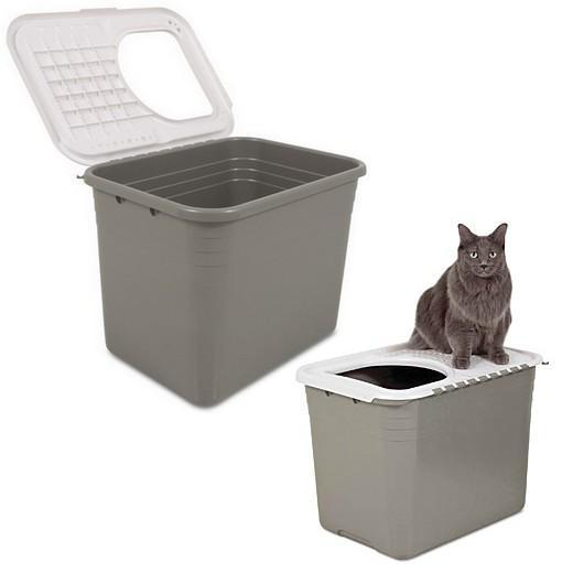 caisse litiere chat