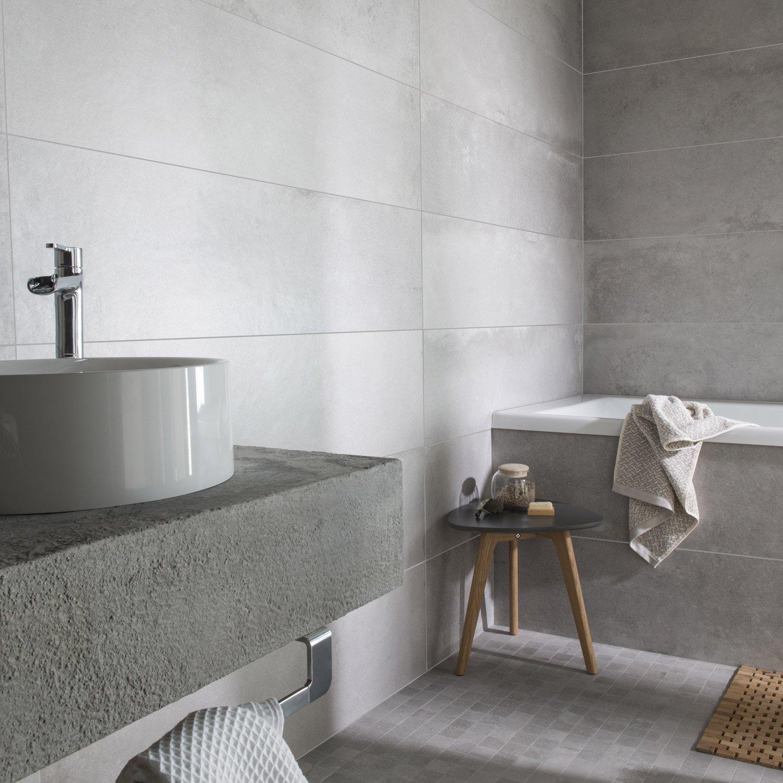 carrelage mur salle de bain
