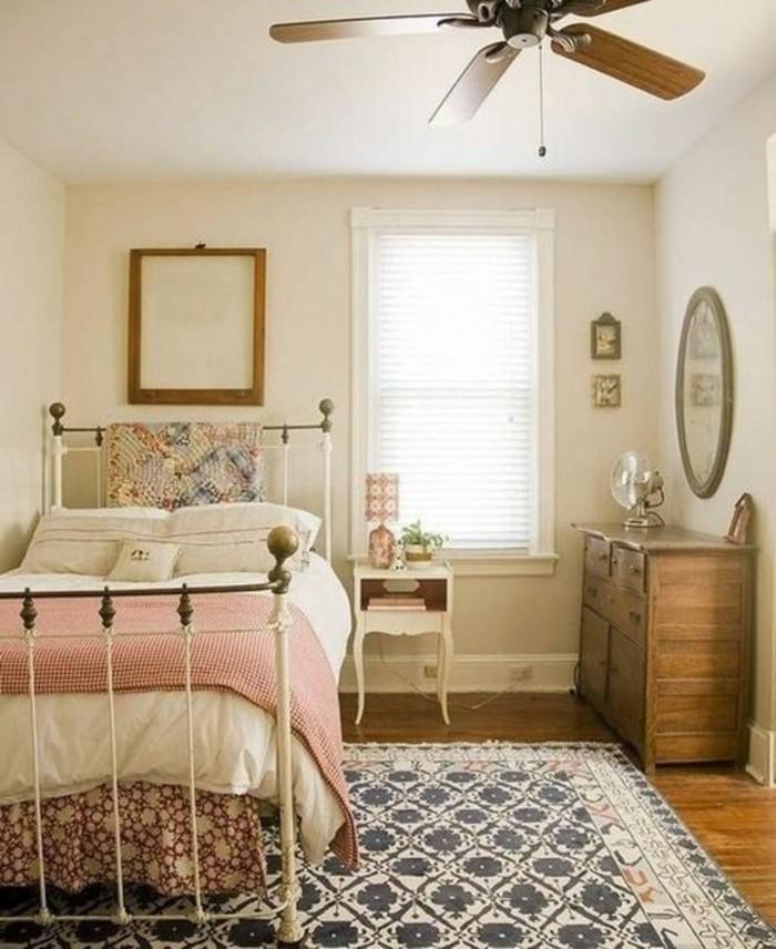 chambre vintage