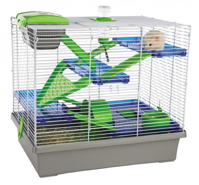 grande cage hamster